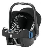 Автокресло BABY-SAFE+ SHR II Smart Zebra Highline