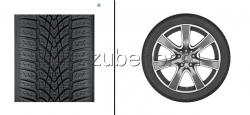 Комплект с RDK 18' для W222,217 |Dunlop SP Winter Sport 4D
